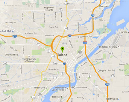 Toledo Ohio Landscape Lighting Company
